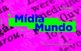 Maria Cristina Poli e Alexandre Sayad apresentam programa MídiaMundo