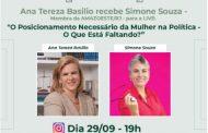 Advogadas debatem em live o tema Mulheres na política