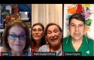 Nicette Bruno, Beth Goulart e Cacau Hygino no Papo Na Rede [entrevista]