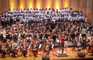 Maria Luiza Jobim, Leila Pinheiro e José Staneck participam do Concerto Tom nas Escolas, na Cidade das Arte
