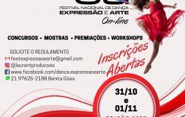 Festival Nacional de Dança Expressão e Arte