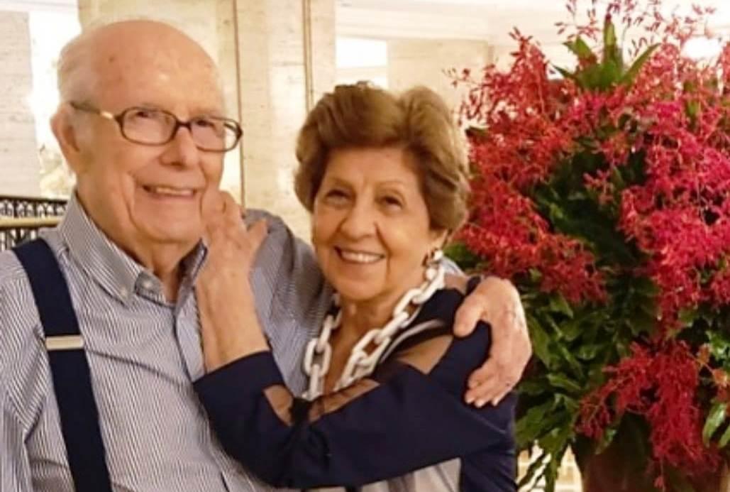 Marta e Nelson: um amor que vive há 69 anos
