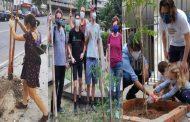 Voluntários se unem para revitalizar espaços na Zona Sul do Rio