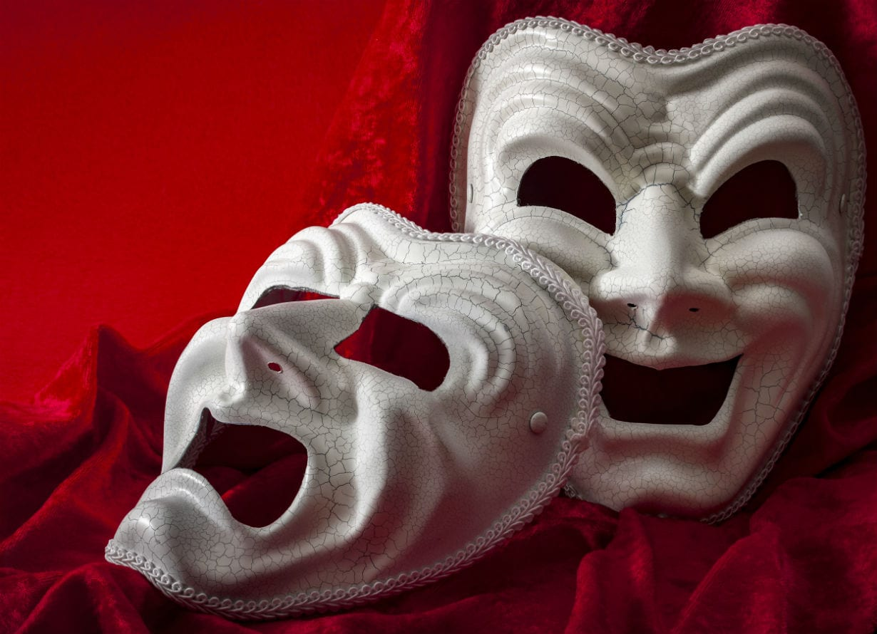 Teatro virtual é teatro?