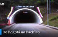Inaugurado o túnel mais longo das Américas