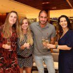 Elaine Seixas, Bruna Forain, Ari Kayle e Virna Carvalho