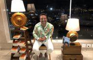 Personalidades prestigiam lançamento da nova obra de Pedrinho Salomão no Praia Ipanema Hotel