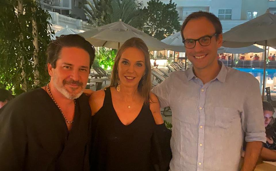Jantar reúne arquitetos e designers no Copacabana Palace