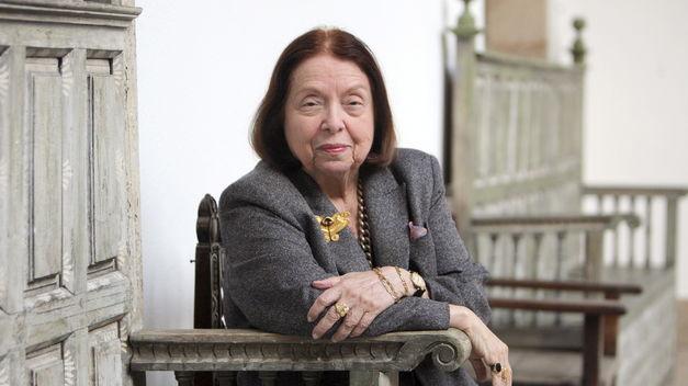 Nélida Piñon lança seu novo romance
