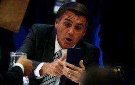 Advogado que foi bloqueado pelo presidente nas redes sociais pediu ao STF o desbloqueio