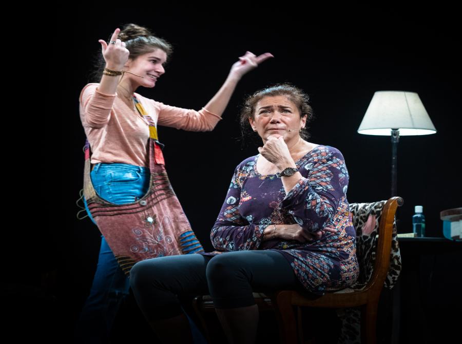 Festa Internacional de Teatro de Angra dos Reis homenageia Lilia Cabral