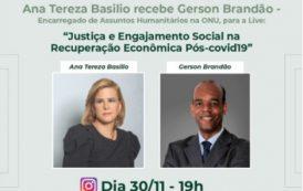 Justiça e engajamento social pós-Covid.