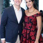 Marcelo Andrade e Alexia Caram
