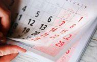 Contagem regressiva: faltam 35 dias para 2020 acabar
