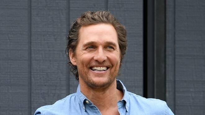 Matthew McConaughey cogita, em entrevista,  se candidatar ao governo do Texas