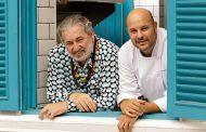 """Moacyr Luz é a estrela do """"Batuque na Cozinha"""", no Bistrô da Casa"""