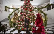 """A fabulosa decoração de Natal dos Kardashian e os """"mimos"""" dos blogs americanos"""