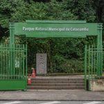 Parque da Catacumba - entrada