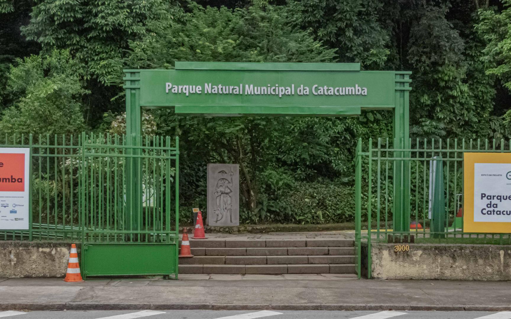 Revitaliza Rio conclui recuperação do Parque da Catacumba e finaliza restauro do Portão Guinle