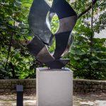 Parque da Catacumba - escultura - Construção, de Bruno Giorgi