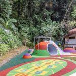 Parque da Catacumba - parquinho infantil