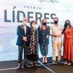 Romeu Domingues, Margareth Dalcoso, Andreia Repsold, Eduardo Paes e Marcela Coelho