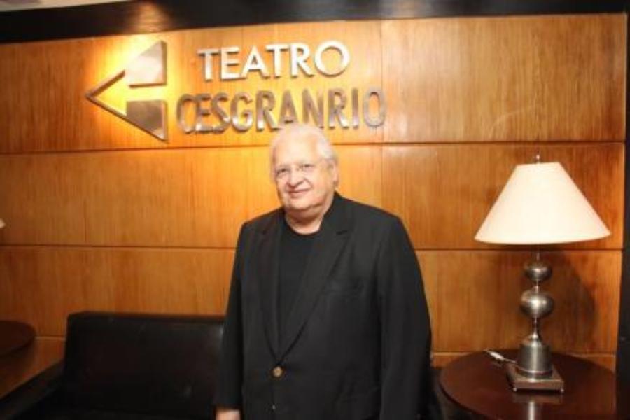 Carlos Alberto Serpa é eleito para a Academia Brasileira de Arte