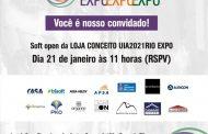 UIA2021RIO EXPO inaugura loja conceito e leva o segmento de arquitetura e design para o seu público