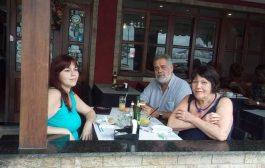 Diretora Cultural da ABI recebe homenagens de amigos