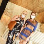 Fatima Faria e Larissa Allemand