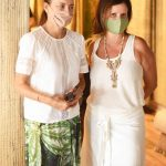 Fernanda Marcolini e Denise Senra