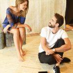Larissa Allemand e Gregory Copello