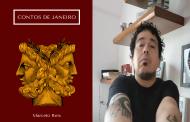 """Marcelo Reis lança """"Contos de Janeiro"""""""