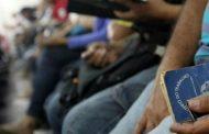 Taxa de desemprego no Brasil sobe para 14,2%