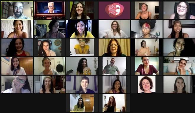 """Espetáculo """"Mulheres Nascidas de um Nome"""" faz temporada online"""