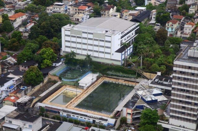Antigo campus da Universidade Gama Filho deverá ser transformado em centro de ensino