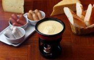 Com esse friozinho, nada como um fondue