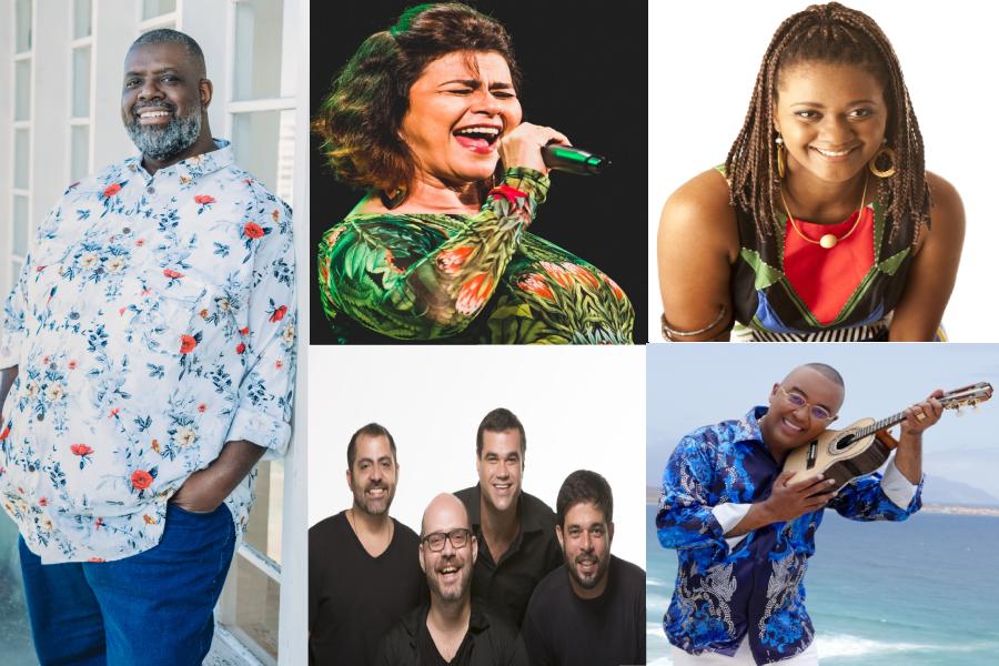 Casuarina, Dudu Nobre, Péricles, Dorina e Pedro Miranda estão entre as atrações do Samba do Bem