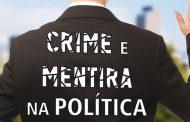 Degradação moral: mentiras na CPI