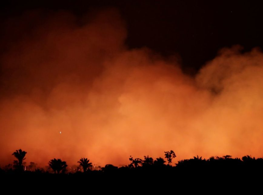 Cientistas alertam sobre ano ruim para incêndios na Amazônia