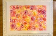 Hípica faz leilão beneficente de aquarela de Betina Abramovitz