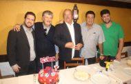 Álvaro da Camélia comemora 80 anos
