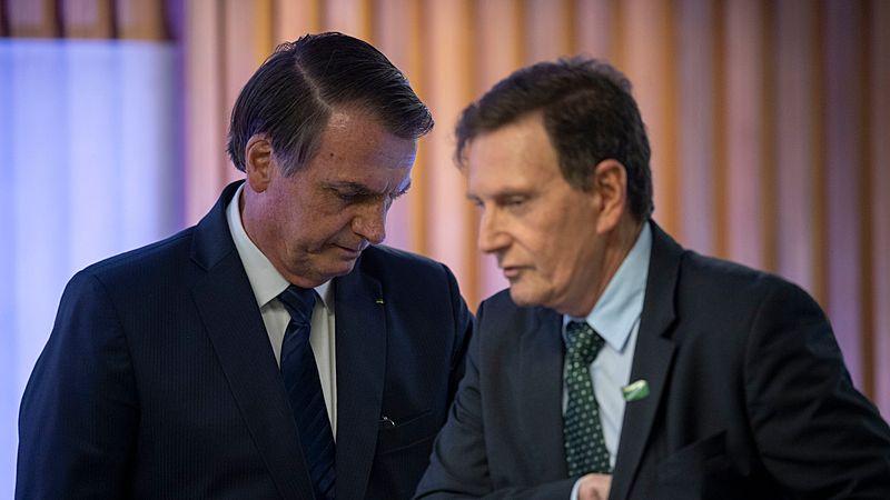 Crivella embaixador é afronta ao Brasil e à África do Sul