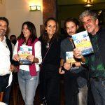 Claudio Pereira, Flavia, Patricia Secco, Léo Moreira e Manoel Thomaz Carneiro