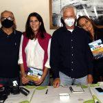 José Peres, Flávia Franchi, Sergio Margulis e Patricia Secco
