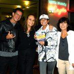 Lema Machado, Patricia Secco, Stella Lutterbach Leão e Luiza Fernandes