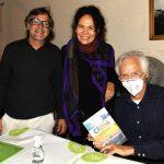 Paquito, Roberta Damasceno e Sergio Margulis
