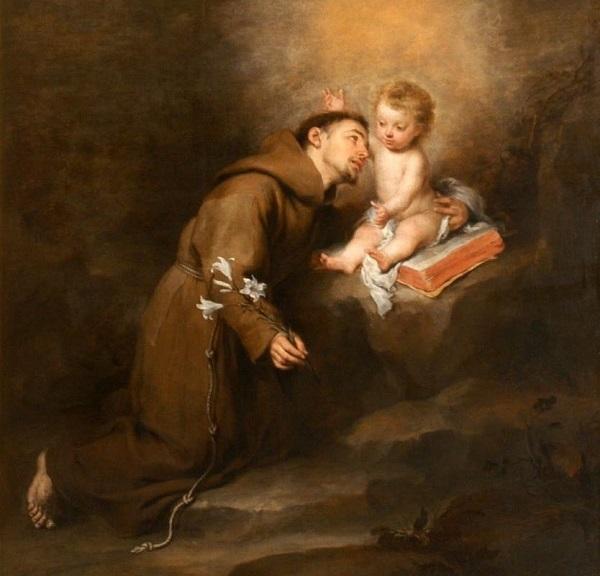 Santo Antônio, rogai pelo Brasil e por seus filhos