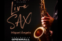 Saxofonista Miguel Ângelo faz live no Península Open Mall