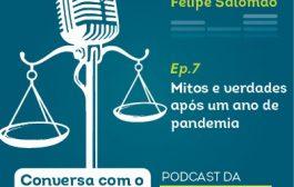 """""""Conversa com o Judiciário"""" traz os mitos e verdades em tempos de pandemia"""